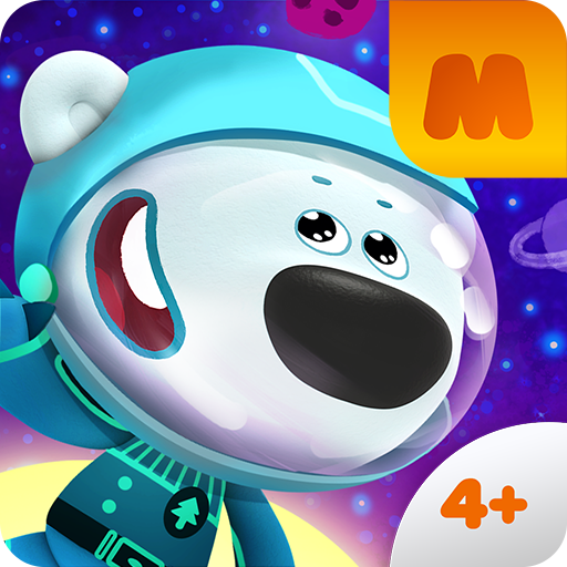 Be-be-bears in space v1.190913 (Mod Apk) logo