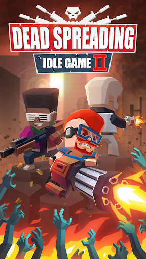 Dead Spreading:Idle Game II