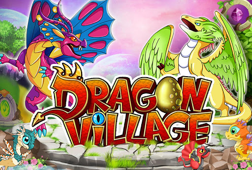 DRAGON VILLAGE -city sim mania