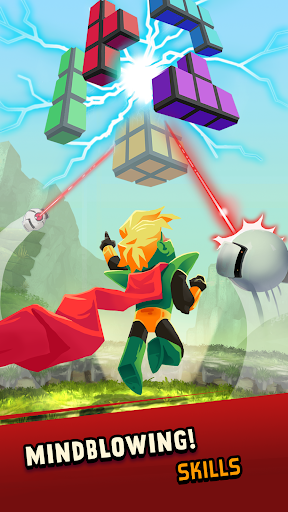 Idle Hero Clicker Game: Win the epic battle