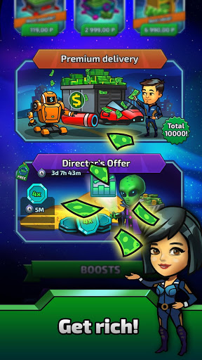 Idle SCV Miner - Tap Clicker Tycoon