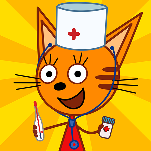 Kid-E-Cats Doctor