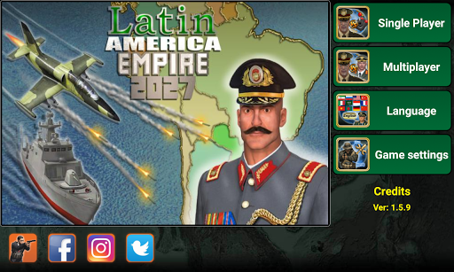 Latin America Empire 2027