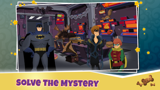 Scooby-Doo Mystery Cases
