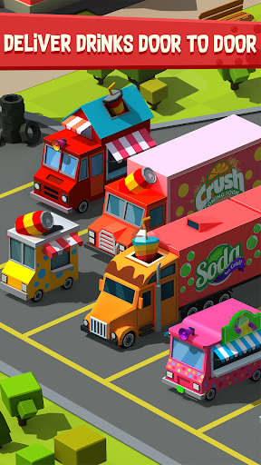 Soda Factory Tycoon - Idle Clicker Game