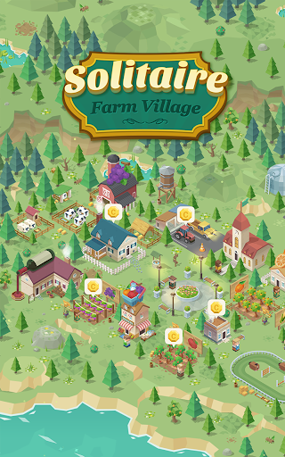 Solitaire Farm Village