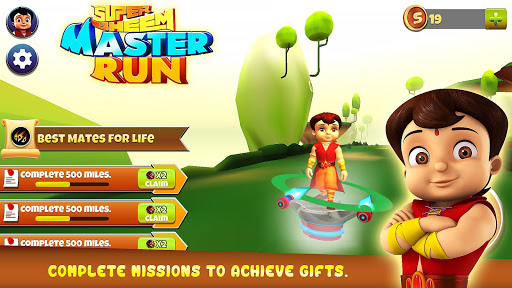 Super Bheem Master Run