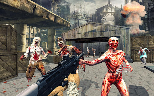 Zombie Dead Target Killer Survival : Free games
