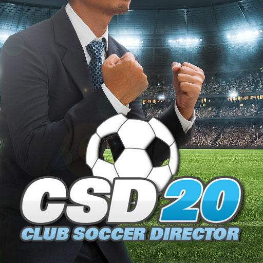 Club Soccer Director 2021 v1.5.2 (Mod Apk Money) logo