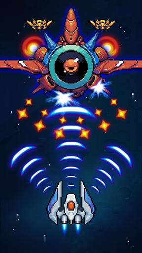 Galaxiga - Classic 80s Arcade Space Shooter