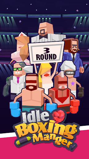 Idle Boxing Manager
