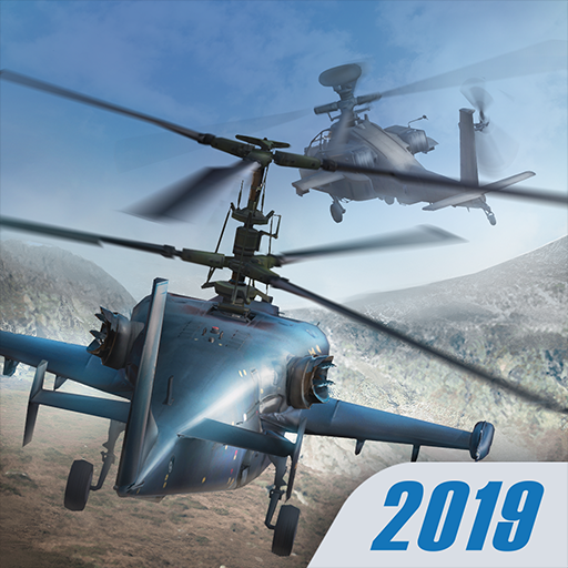 Modern War Choppers: Wargame Shooter PvP Warfare
