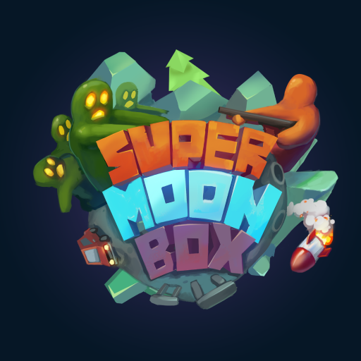 MoonBox - Sandbox. Zombie Simulator.