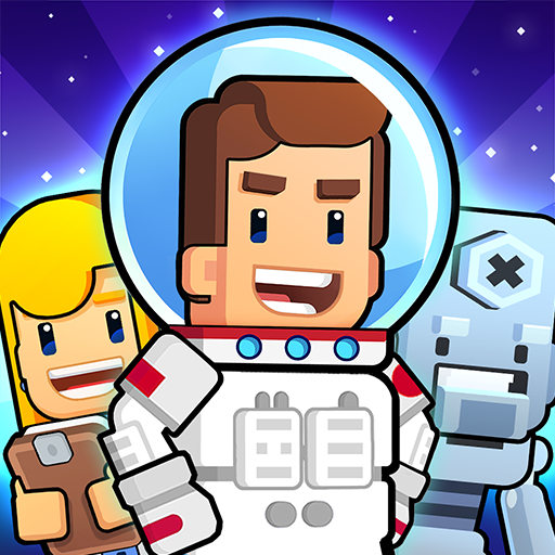 Rocket Star - Idle Space Factory Tycoon