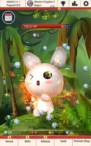Tap Tap Buddy: Idle Clicker & Fun RPG Adventure