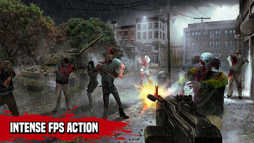 Zombie Hunter Sniper: Apocalypse Shooting Games