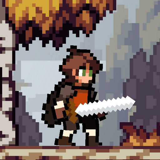 Apple Knight: Action-Adventure Platformer v2.0.4 (Mod Apk) logo