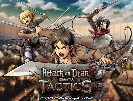 Attack on Titan TACTICS