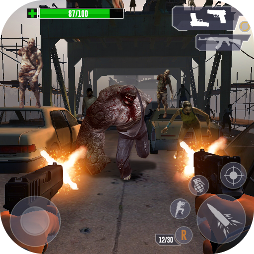 Dead Zombie Hunting Survive the Killing Apocalypse