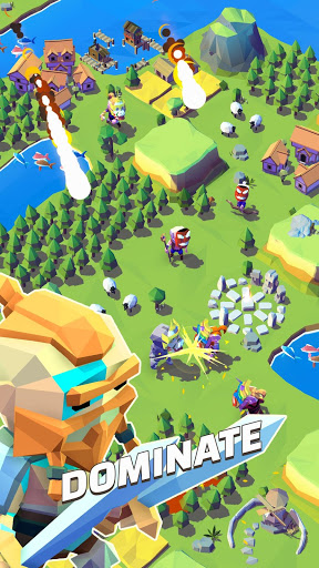 Dominus - Multiplayer Civilization Strategy Game