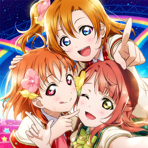 Love Live School Idol Festival ALL STARS v1.1.0 (Mod Apk) logo
