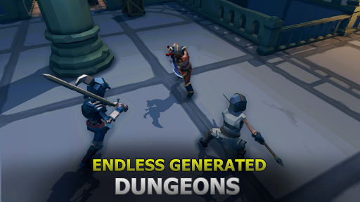 Restless Dungeon - Roguelike Hack 'n' Slash