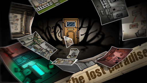 The lost paradise-room escape the challenge