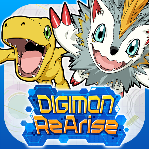 DIGIMON ReArise Global