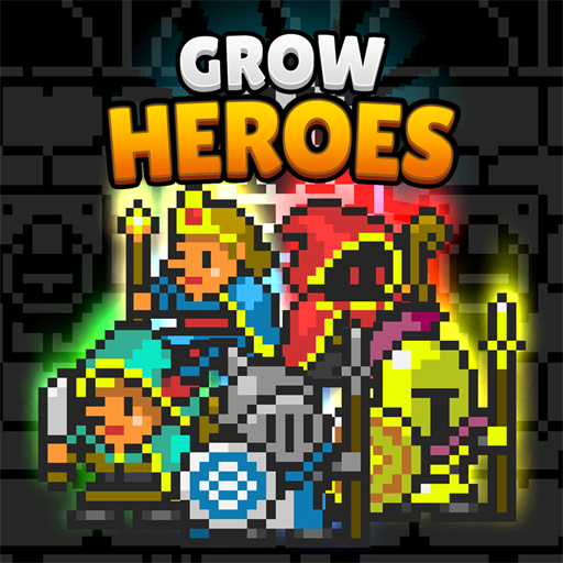 Grow Heroes - Idle RPG