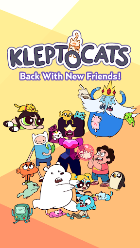 KleptoCats Cartoon Network