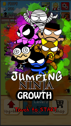 Ninja Growth - Brand new clicker game