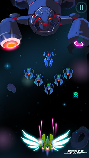 Space shooter: alien shooter
