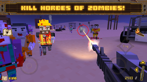 BLOCKAPOLYPSE™ - Zombie Shooter