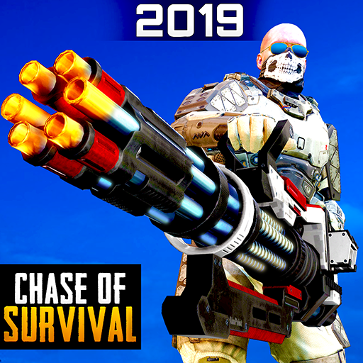 Chase Of Survival: Intense Action Shooting War