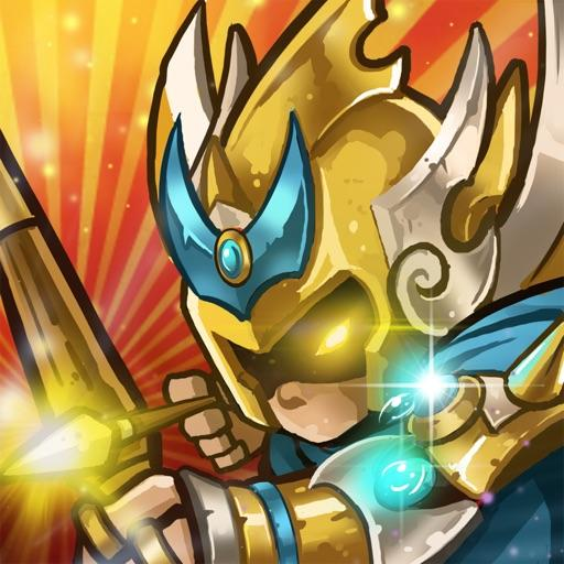 Defense Heroes: Kingdom Wars TD v0.3.12 (Mod Apk) logo