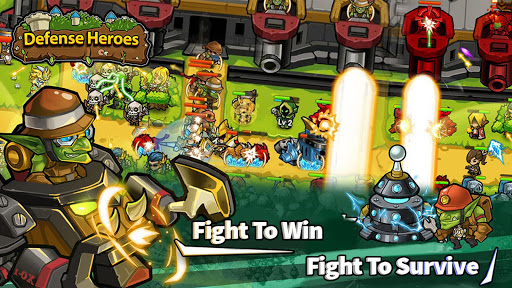 Defense Heroes: Kingdom Wars TD