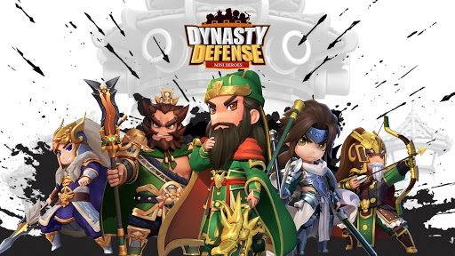 Dynasty Defense: Mini Heroes