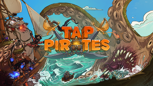 Idle Tap Pirates - Offline RPG Incremental Clicker