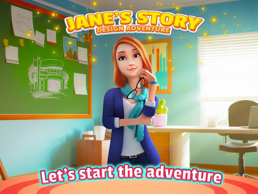 Jane's story: design adventure