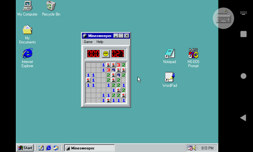 Win 98 Simulator
