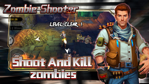 Zombie Shooter-Survival Battle