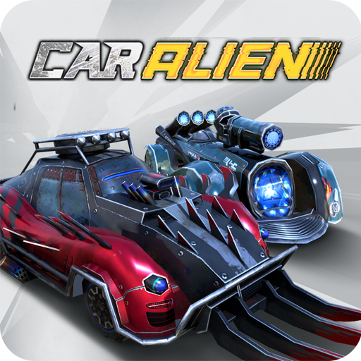 Car Alien - 3vs3 Battle