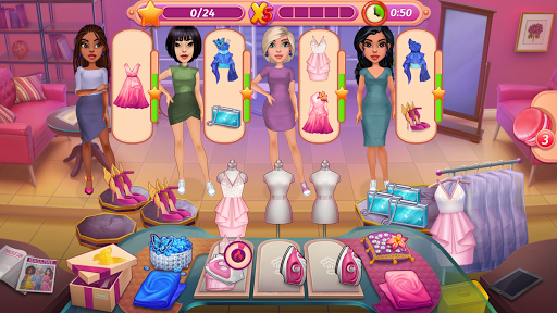 Dress up fever - Fashion show