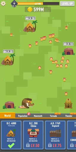 Idle Disaster Tycoon