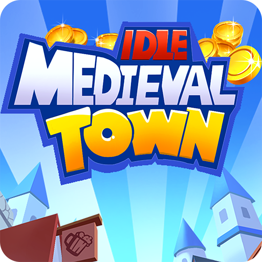 Idle Medieval Town - Tycoon, Clicker, Medieval