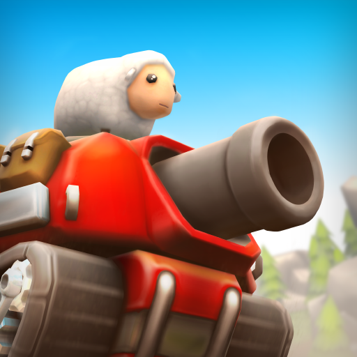 Pico Tanks: Multiplayer Mayhem v45.3.0 (Mod Apk) logo