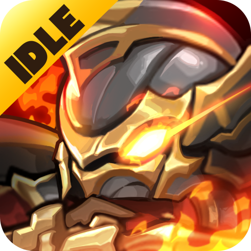 Raid the Dungeon : Idle RPG Heroes AFK or Tap Tap