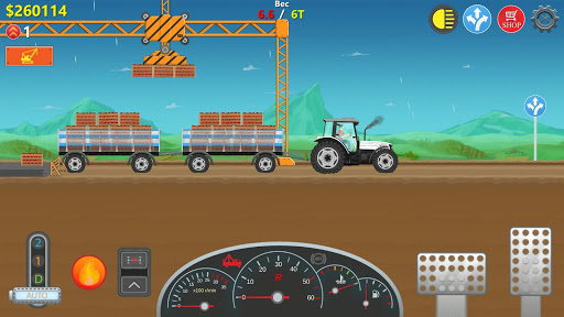 Trucker Real Wheels - Simulator
