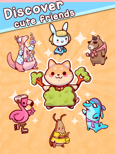 Beast High: Merge cute friends