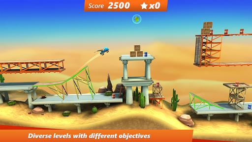 Bridge Constructor Stunts FREE